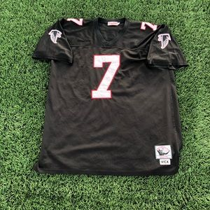 Vtg Michael Vick Mitchell & Ness Throwback Jersey